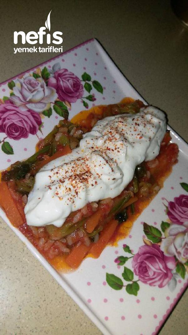 Zeytinyağlı Ispanak Kökü