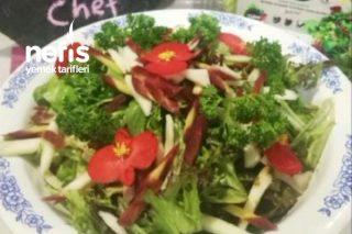 Akdeniz Salatası Tarifi