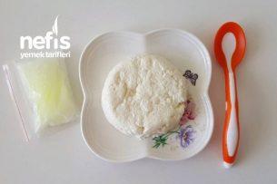 Bebe Peynir ve Peynir Altı Suyu  7 Ay Tarifi