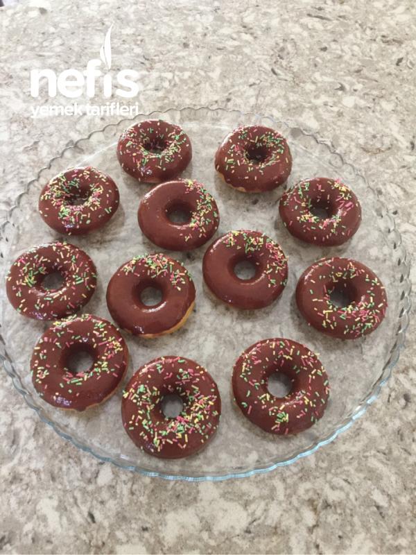 Donut Kek
