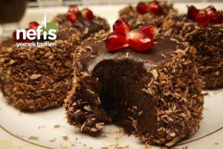 Fincanda Çikolatalı Lokum İddia Ediyorum Bu Lezzete Bayılacaksınız (Videolu) Tarifi