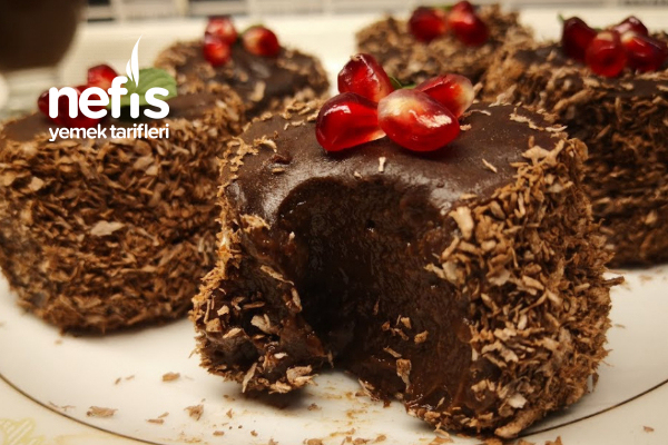 Fincanda Çikolatalı Lokum – İddia Ediyorum Bu Lezzete Bayılacaksınız