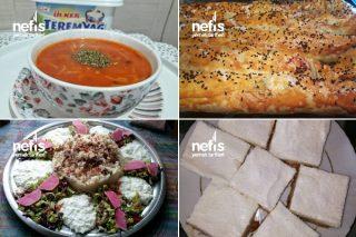 Hoşgeldin Ramazan Tarifi