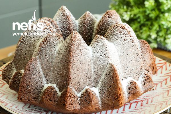Kabardıkça Kabaran! Nemli Yumuşacık Kakaolu Mayalı Kek Tarifi (videolu)