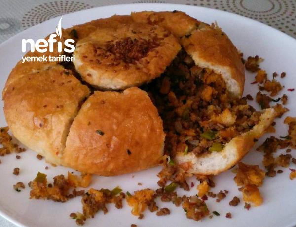Kıymalı Ekmek Dolması (Ramazan Ayı Özel Tariflerimizden)