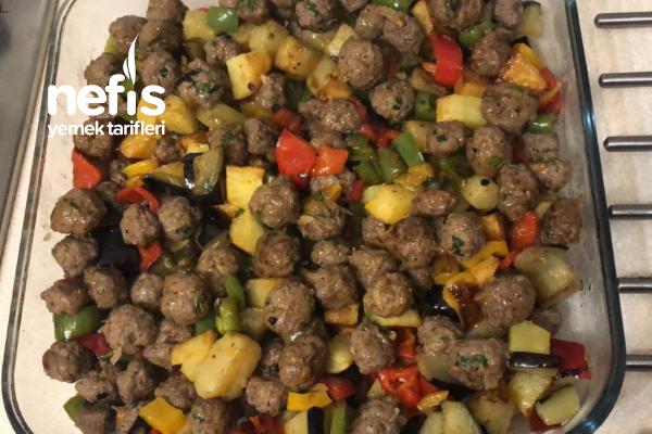 Köfteli Orman Kebabı Tarifi