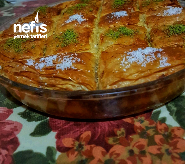 Laz Böreği (el Açımı)