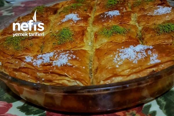 Laz Böreği (El Açımı) Tarifi