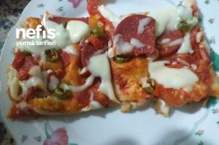 Lezzetli Pizza Tarifim