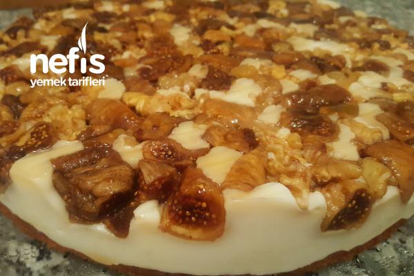 Muhteşem Karamelli İncir Pastası Tarifi