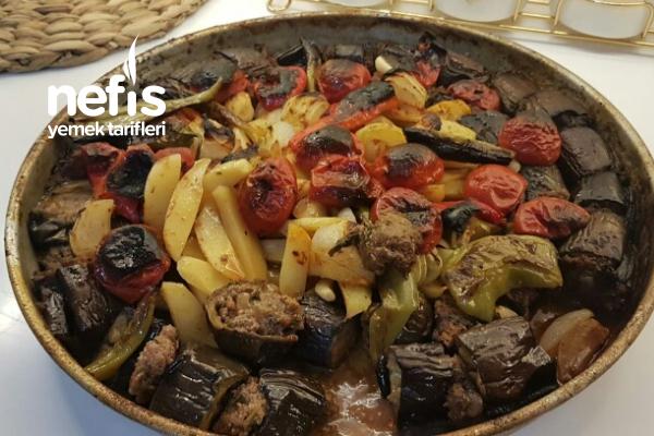 Patlıcan Kebabı Adı Gibi Can Kebap