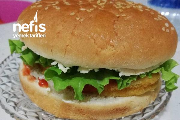 Basit Hamburger Yapımı Tarifi