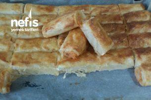 Çıtır Patates Böreği Tarifi