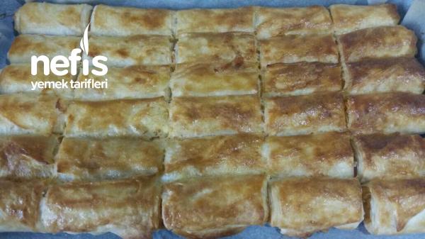 Citir Patates Boregi