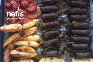 Fırında Patates Köfte Tarifi