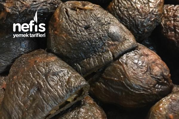 Kuru Patlıcan Dolması (Denemeyen Pişman Olur) Tarifi