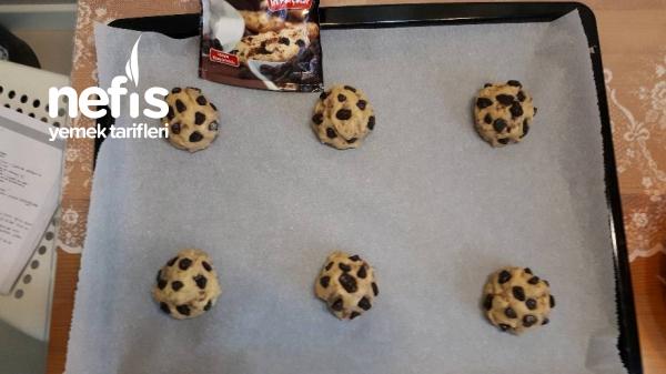 American Cookies (Aşırı Kolay)