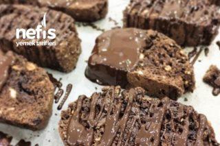 Çikolatalı Biscotti Tarifi
