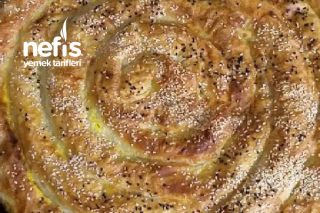 Patatesli Gül Böreği (Yufkalı) Tarifi