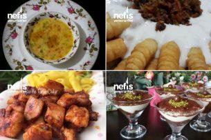 Ramazan-İftar Tarifi
