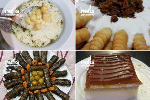 Ramazan Menüsü 12 Tarifi