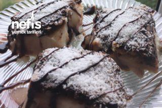 Çikolatalı Yaz Tatlısı (Çok Hafif Ve Lezzetli) Tarifi