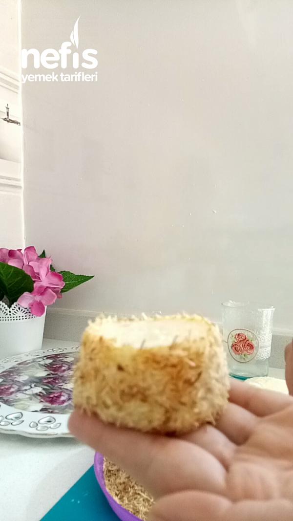 Çıtır Kadayıflı Bardak Tatlısı