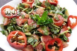 Çok Lezzetli Semizotu Salatası Tarifi