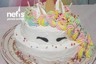 Doğum Günü Pastası (Unıcon) Tarifi