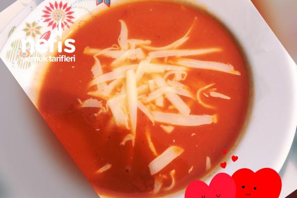 Domates Çorbası ( Tüm Bildiklerinizi Unutun) Tarifi