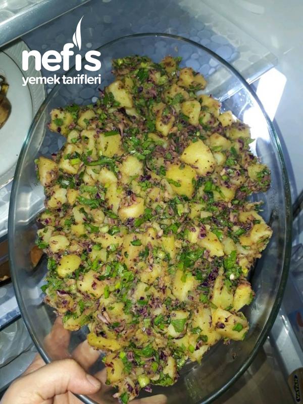 Enfes Patates Salatası