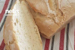 Evde Ekmek (Yoğurmadan//No Knead Bread) Tarifi