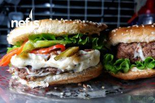 Hamburger (Görüntüsü Bile Doyuruyor) Tarifi