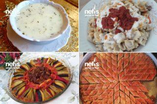 Ramazan Menüsü 8 Tarifi
