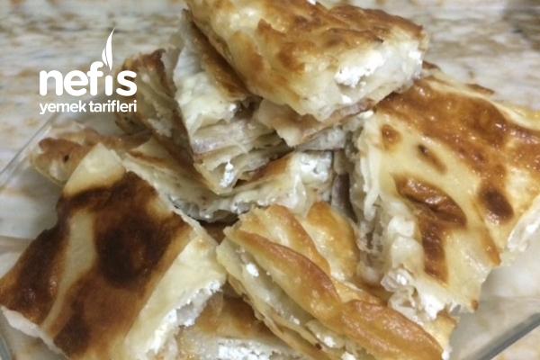 Ramazan Yufkası İle Peynirli Börek Tarifi