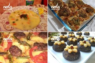 Ramazana Özel Terem Yağlı İftar Yemekleri Tarifi