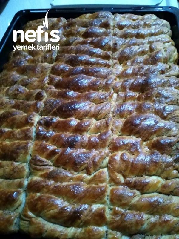 Haşhaşlı Çörek (Merzifon Yöresi)