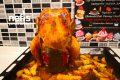 Kavanozda Bütün Tavuk Çevirme – Tavuk Hiç Bu Kadar Yumuşak Ve Lezzetli Olmamıştı (Videolu) Tarifi