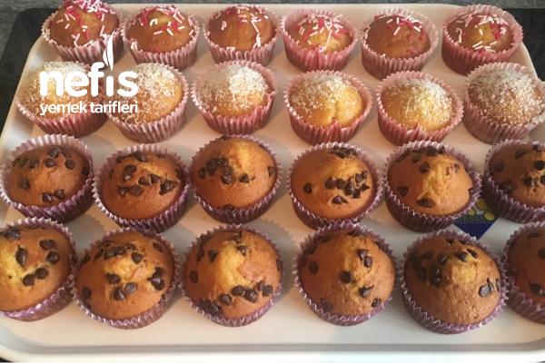 Muffin Kek (Yumuşacık) Tarifi