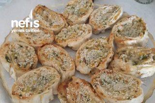 Patatesli Rulo Börek (Buzluk) Tarifi