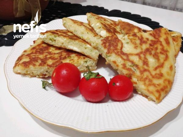 Sahur Börekleri, Yoğurtlu Tava Börek (tek Ölçülü)