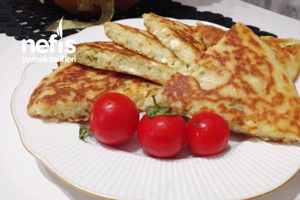 Sahur Börekleri, Yoğurtlu Tava Börek (Tek Ölçülü) Tarifi