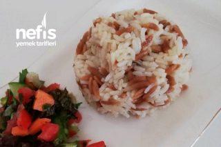 Tane Tane Pirinç Pilavı (Püf Noktalarıyla) Tarifi
