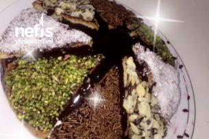 Yanardağ Pasta (Meyveli) Tarifi