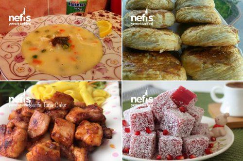 Bereketli Ramazan Sofrası Tarifi