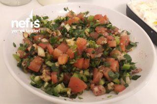 Gavur Dağı Salatası Tarifi