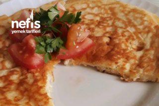Kahvaltılık / 5 Çayı Yanına Tava Böreği Tarifi
