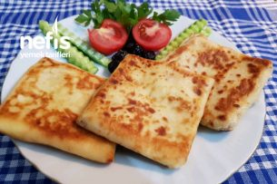 Nefis Krep Börek Tarifi