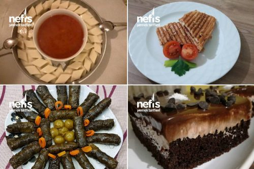 Ramazan Yemekleri Tarifi