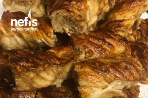 Amasya Çöreği ( Hafif Tatlı ) Tarifi
